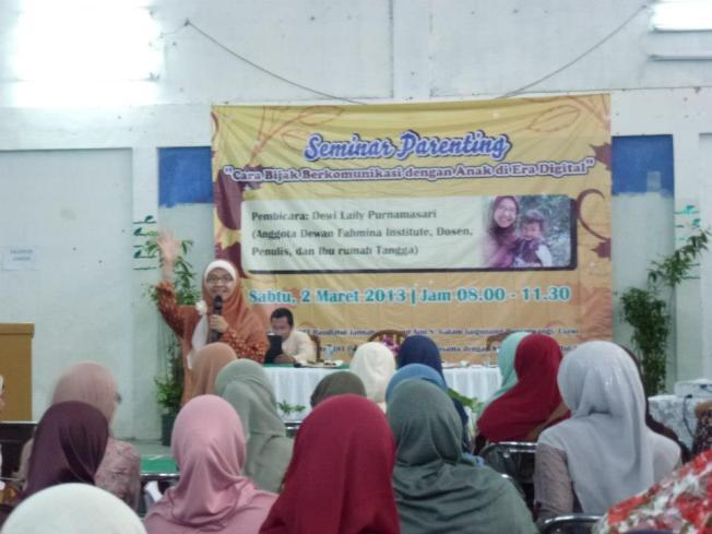 pembicara seminar komunikasi efektif